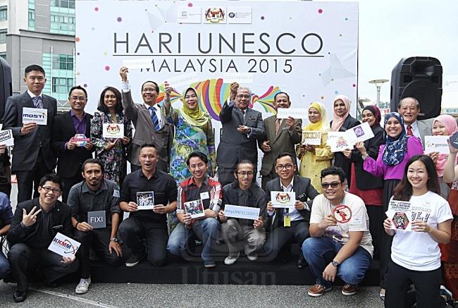 HARI UNESCO MALAYSIA 2015
